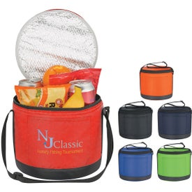 Cans-To-Go Round Kooler Bags