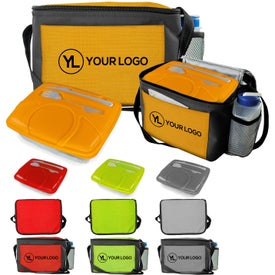 Carry Your Lunch Set Branded with Your Logo
