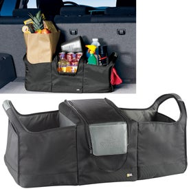 Advertising Case Logic Trunk Organizer with Cooler