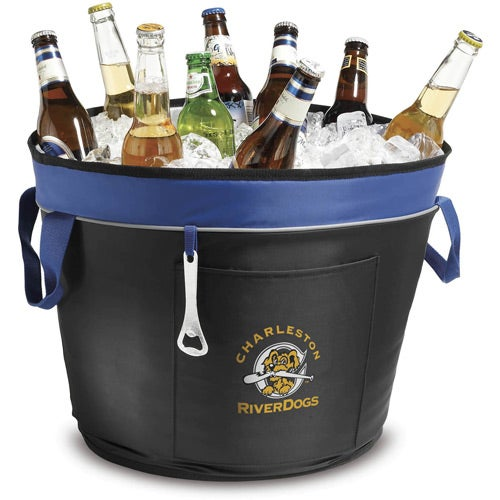 Royal / Black Celebration Bucket Cooler