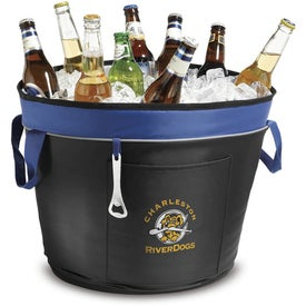 Celebration Bucket Cooler Imprinted with Your Logo