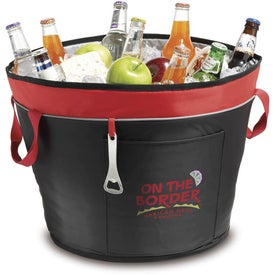 Printed Celebration Bucket Cooler