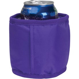 Printed Chill By Flexi Freeze Can Holder