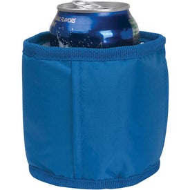 Chill By Flexi Freeze Can Holder Branded with Your Logo