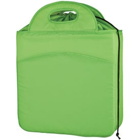 Chill Out Drawstring Kooler Bag Giveaways
