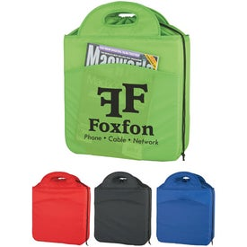 Chill Out Drawstring Kooler Bag for Your Company