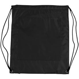 Clinch Up Backpack Cooler for Advertising