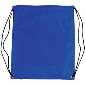 Branded Clinch Up Backpack Cooler