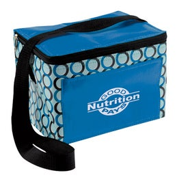 Clique 6 Pack Cooler Printed with Your Logo