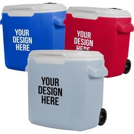 Coleman 28-Quart Wheeled Cooler
