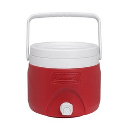 Logo Coleman 2 Gallon Party Stacker Cooler