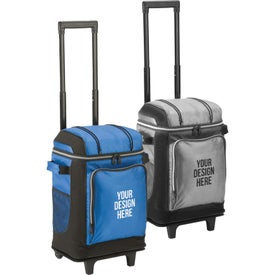 Coleman 42-Can Soft-Sided Wheeled Coolers