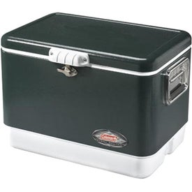 Coleman 54-Qt Classic Cooler Giveaways