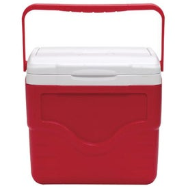 Coleman 9-Quart Cooler Imprinted with Your Logo