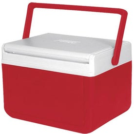 Customized Coleman FlipLid Personal Cooler