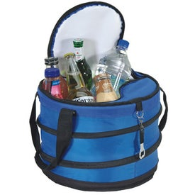 Branded Collapsible Beach Cooler