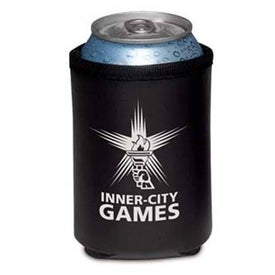 Logo Collapsible Can Cooler