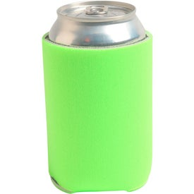 Monogrammed Collapsible Can Cooler Sleeve