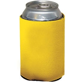 Collapsible Foam Can Coolers Imprinted with Your Logo