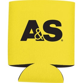 Collapsible Insulator for Advertising