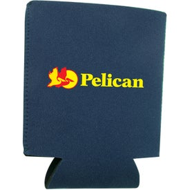 Collapsible Neoprene Can Holder for Your Organization