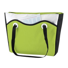 Advertising Color Me Travel Cooler Tote