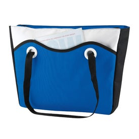 Color Me Travel Cooler Tote