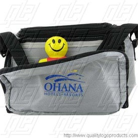 Printed Contemporary Six Pack Cooler