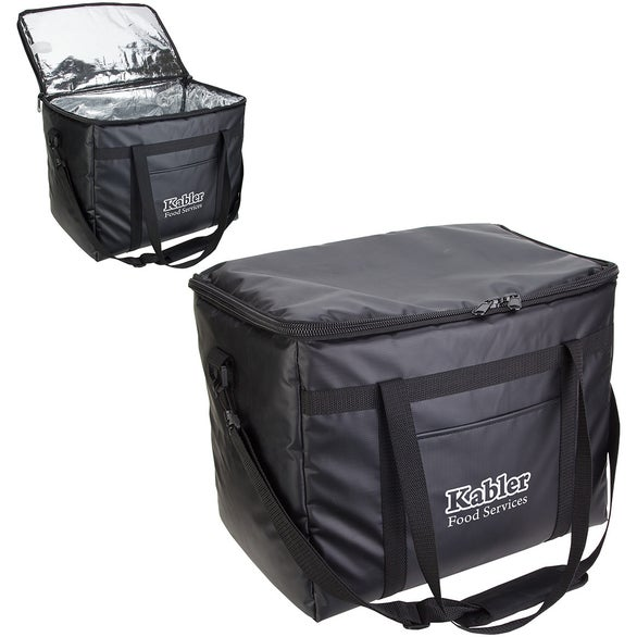 Black Cool-It Insulated Travel Bag
