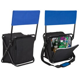 Custom Cooler Bag Chairs
