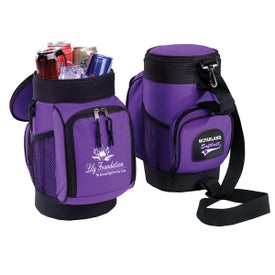 Advertising Cooler Caddy