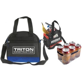 Branded Cooler Lunch Bag