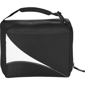 Branded Arctic Zone Core Wave Dual Lunch Cooler