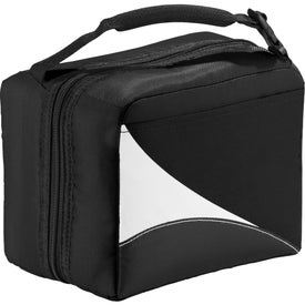 Personalized Arctic Zone Core Wave Dual Lunch Cooler