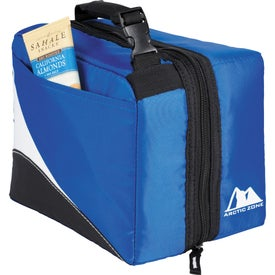 Arctic Zone Core Wave Dual Lunch Cooler Printed with Your Logo