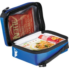 Arctic Zone Core Wave Dual Lunch Cooler for Your Organization