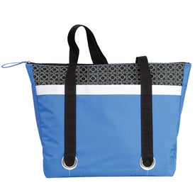 Monogrammed Corsica Cooler Tote