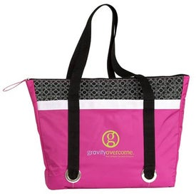 Advertising Corsica Cooler Tote