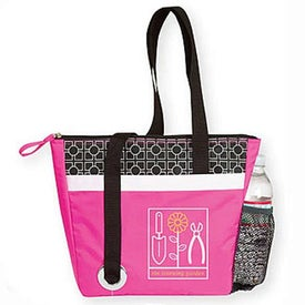 Customized Corsica Mini Cooler Tote