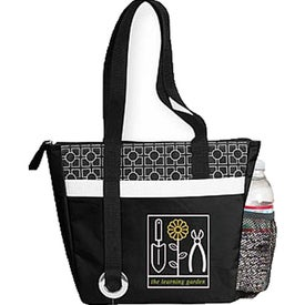 Corsica Mini Cooler Tote Branded with Your Logo