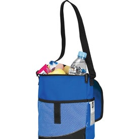 Company Crossbody Messenger Lunch Cooler