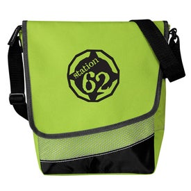 Crossbody Messenger Lunch Cooler for Your Company