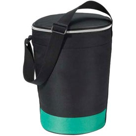 Cruiser Round Deluxe Insulated Cooler Printed with Your Logo