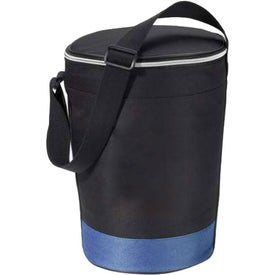 Branded Cruiser Round Deluxe Insulated Cooler