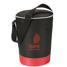 Personalized Cruiser Round Deluxe Insulated Cooler