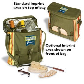 Daypack Picnic Cooler for Advertising