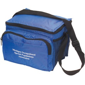 Deluxe 6 Pack Cooler Bag with Your Logo