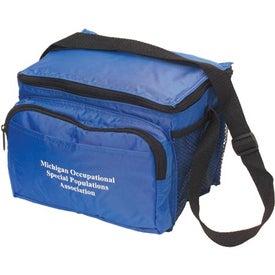 Deluxe 6 Pack Cooler Bag