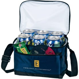 Deluxe 6-Pack Insulated Bag for Promotion