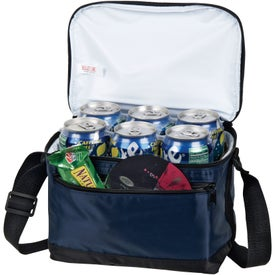 Deluxe 6-Pack Insulated Bag for Your Organization